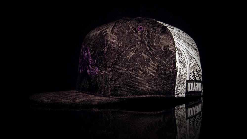 Diafero Paisley Hat 02