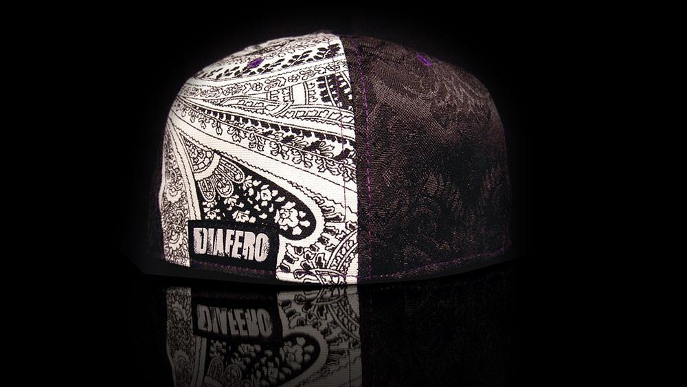 Diafero Paisley Hat 04
