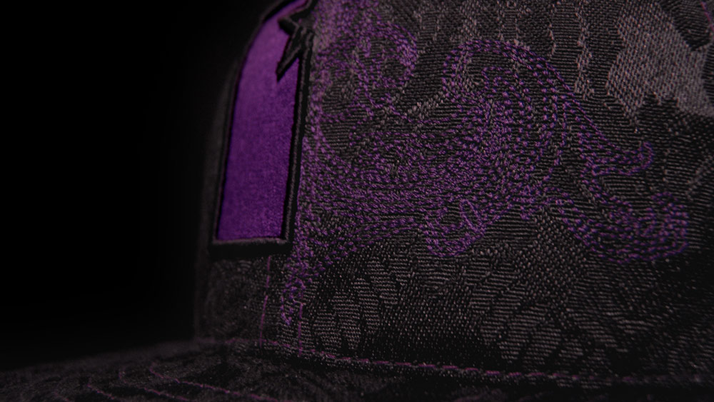 Diafero Paisley Hat 05