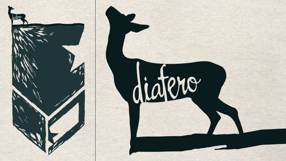 Diafero Venture Graphic T-Shirt