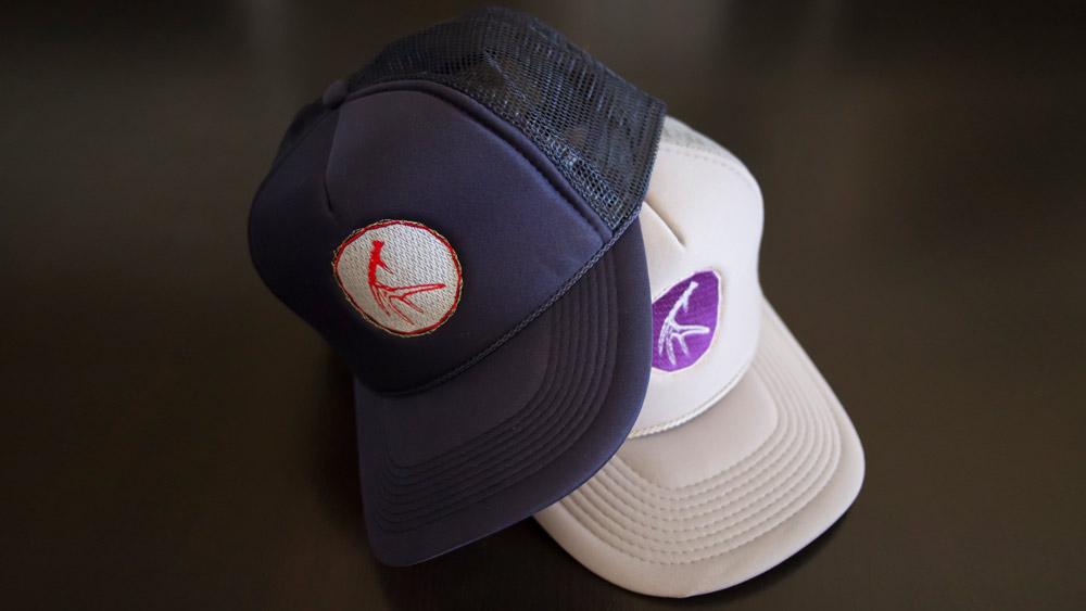 Diafero Antler Trucker Hat