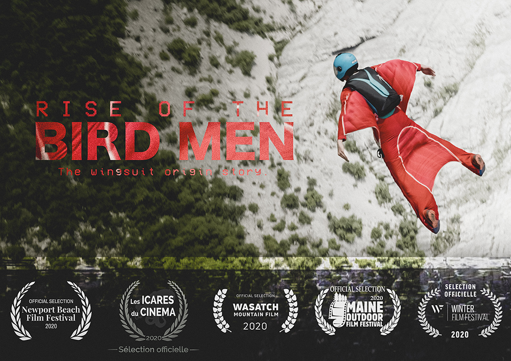 Rise of the Bird Men - Film Poster