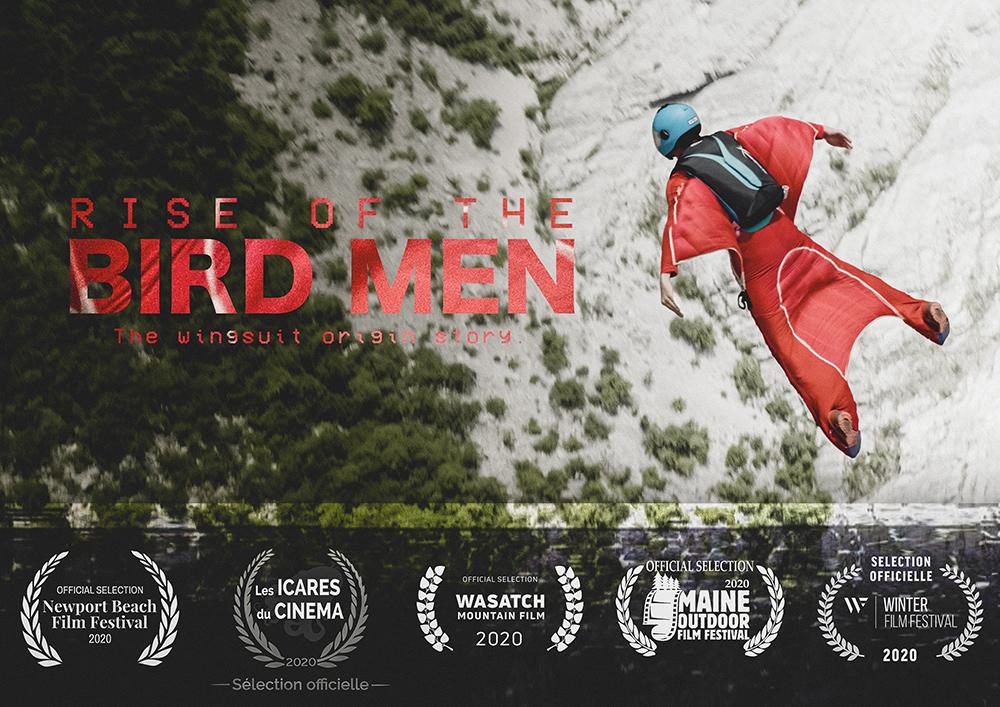 Rise of the Bird Men - Film Poster