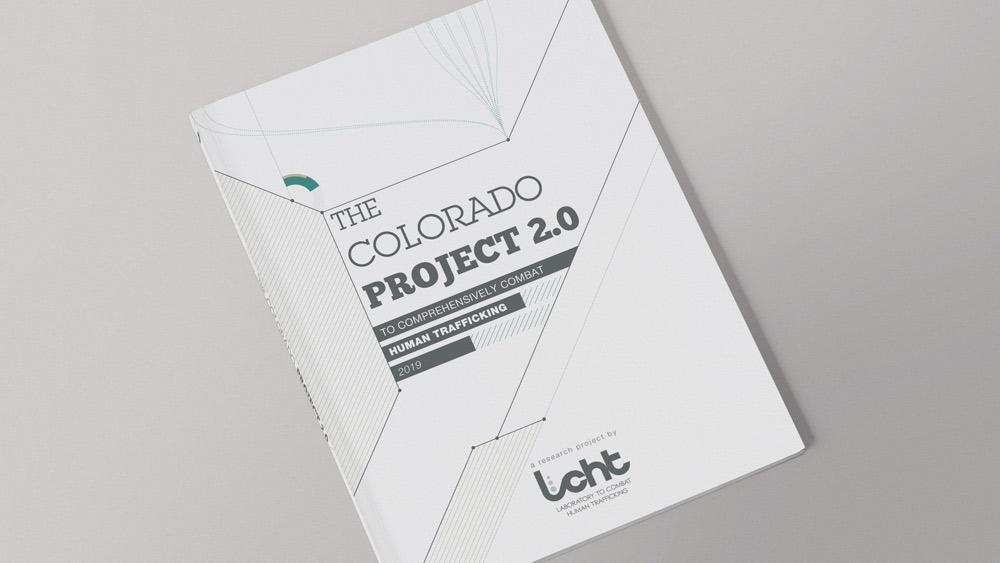 The Colorado Project 2.0 Cover Design