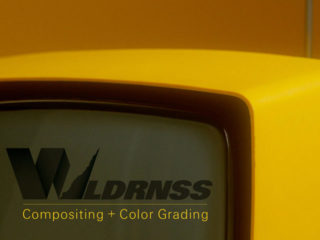 Compositing + Color Grading Reel